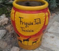 Тунис. В зоопарке.