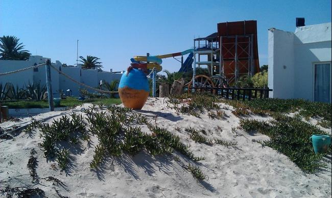 Сусс. Пляж. Октябрь 2016.