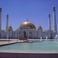 Самая большая мечеть в средней Азии - Ашхабад