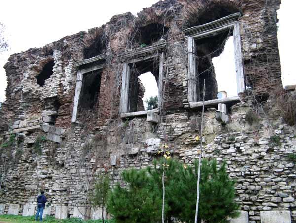 Дворец Буколеон - день 3