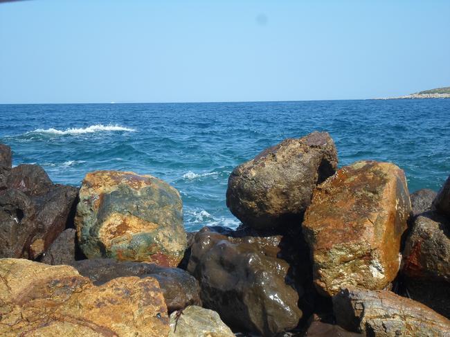 Эгейское море в Гюмюшлюке