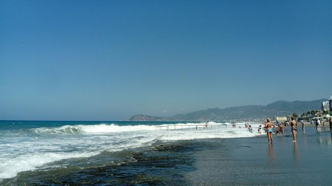 Море в Аланьи