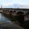 Blois. Мост через Луару