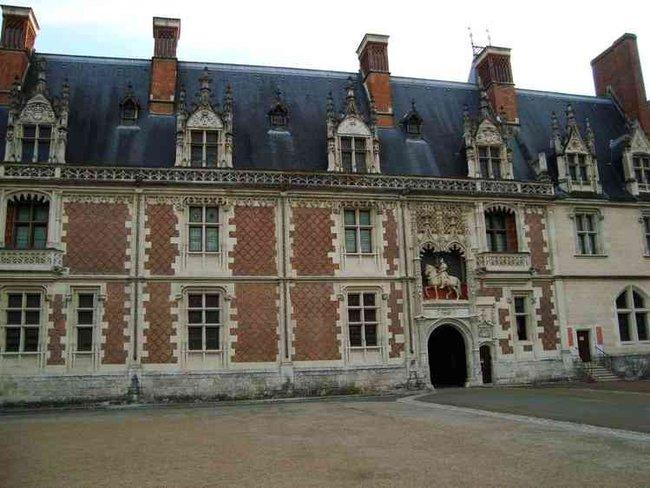 Blois. Замок