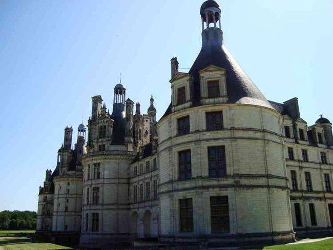 Замок Chambord. Фото 2