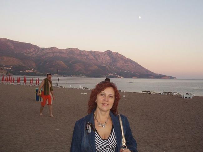 Вечер на пляже Бетичи ( широкий красивый уютный