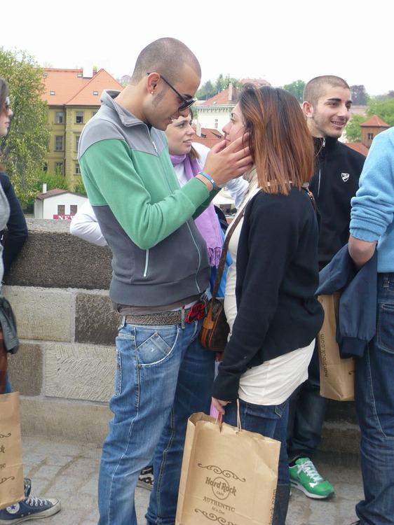 116 Итальянская любовь на Карловом мосту