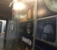 В обсерватории!