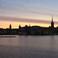 Утренний Стокгольм