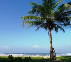 Пляж Бентоты