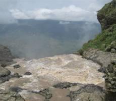 Каньон Голубого Нила и водопады