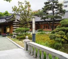корейский ресторан рядом с горячими источниками