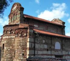 Храм 12 века в Несебре