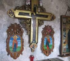 Крест чудотворный