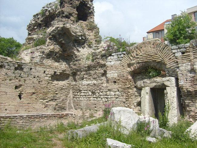 Комплекс римских терм