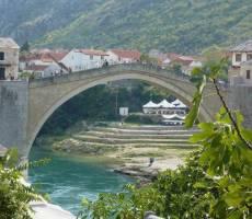 Мостар. Тот самый мост