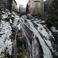 знаменитый водопад в Бад Гастайне