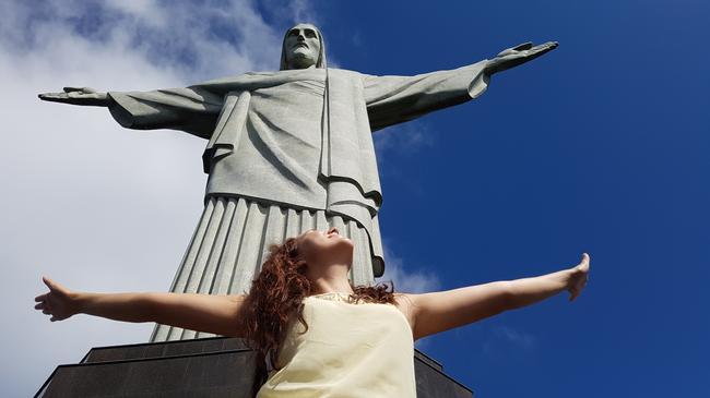 Статуя Иисуса Искупителя