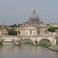 01-Ватикан.Вид со стороны Тибра