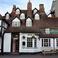 Типичный старинный английский домик