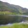 Северная Шотландия Пейзаж из окна автобуса