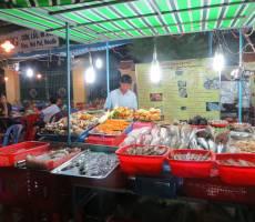 Ночной рынок, Фукуок