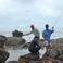 На рыбалке с аборигенами