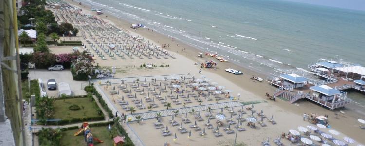 Пляжи Дурреса