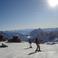 На леднике
