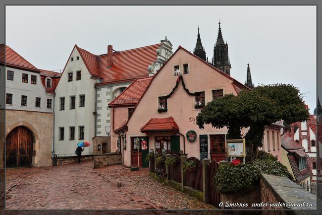 Старое кафе и гостиница Meissner Burgstuben