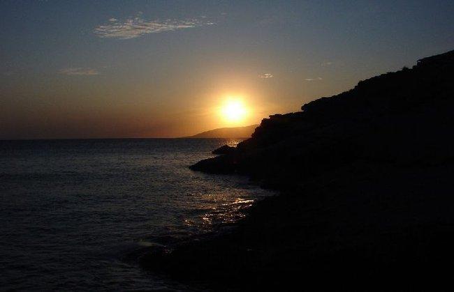 вечер на Куфониси