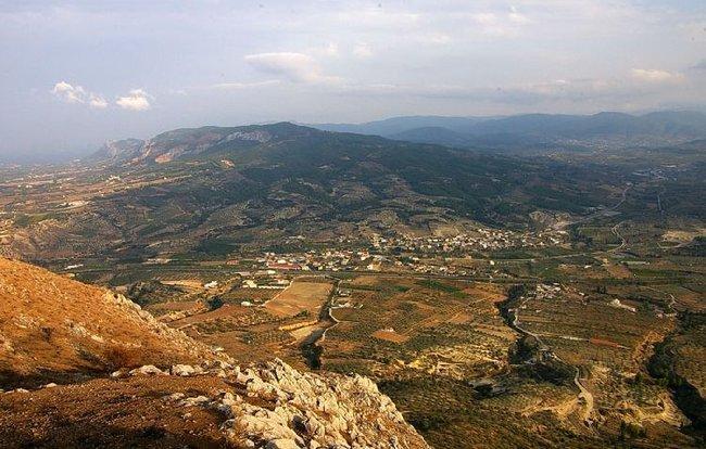 Крепость Акрокаринф