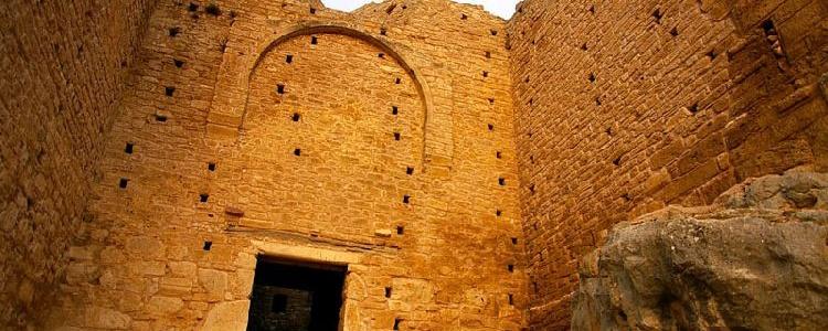 Крепость Акрокоринф