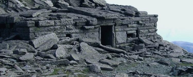 Дом дракона (Дракоспито) на горе Охи