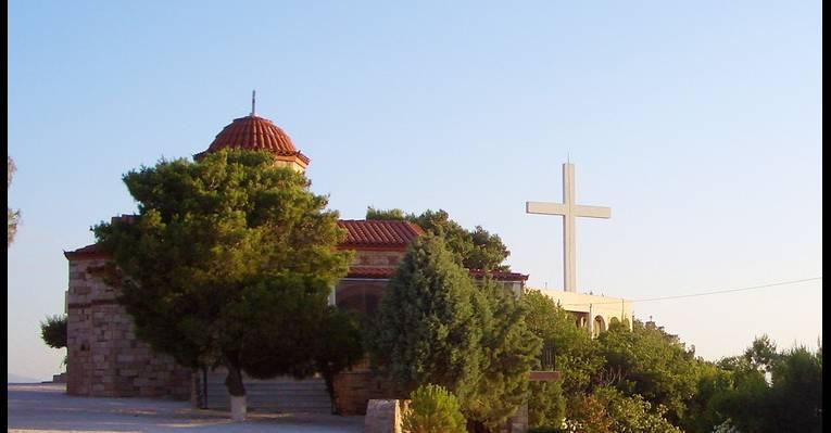 Перахора монастырь Св. Герасима