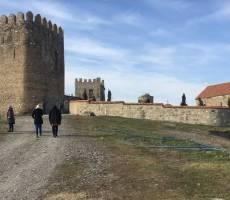 Крепость феодальной эпохи