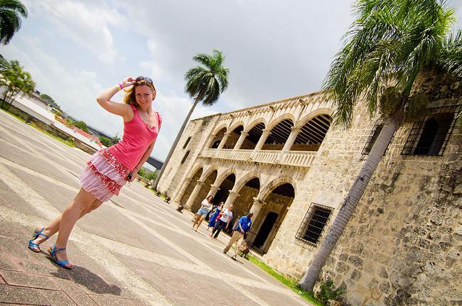 Дворец Диего Колумба
