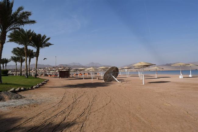 Пляж Barcelo Tiran Sharm