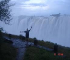 Водопад Виктория!