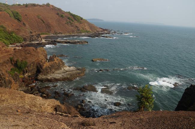 Вид с форта Агуада