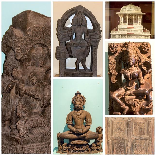 Национальный музей Индии в Нью-Дели.