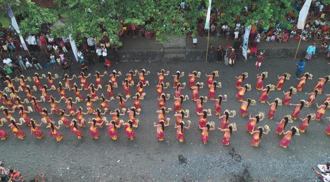 Фестиваль дайвинга на Бали