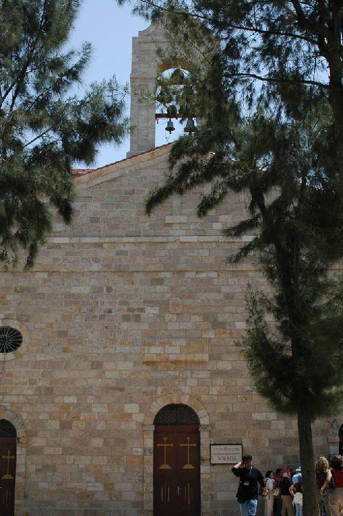 Мадаба. Церковь Св. Георгия.