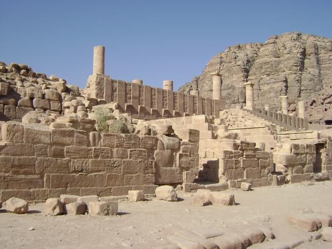 Руины древней цивилизации