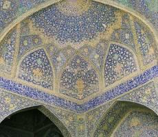 Архитектура мечети.