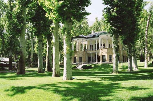 Тегеран. Парк Голестан.