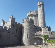 Замок обсерватория