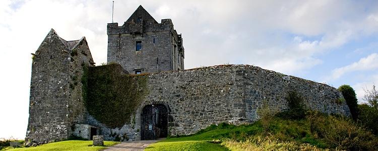 Замок Дангир