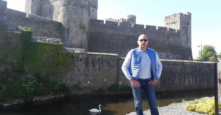 Замок Cashir.