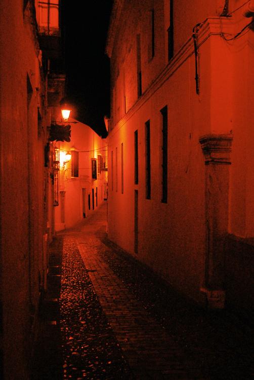 Ночь в Аркосе